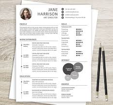 24 best resume templates images on pinterest cv template