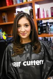 cut and blowdry c o haircuttery the material macarena