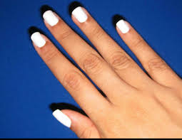 trending winter white natural nails fashion forbes