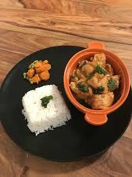 fan de cuisine fan de cuisine luxe poulet korma made in mélo la cuisine light