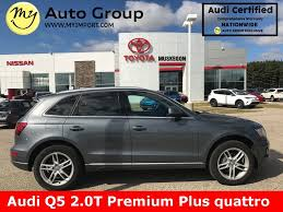 Audi Q5 8 Speed Transmission - used 2017 audi q5 for sale in muskegon used cars for sale