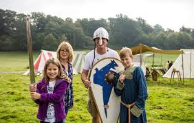 events for families heritage