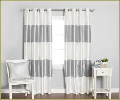 White Darkening Curtains Inspirational Grey And White Blackout Curtains Curtain Collection