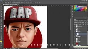 tutorial smudge painting indonesia eps 5 photoshop tutorial 3d cartoon with smudge painting effects