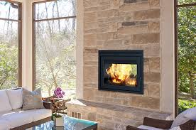 Wood Burning Fireplace by Supreme Fireplaces