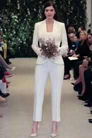 tailleur mariage mariée en pantalon 12 tenues pour se marier en pantalon