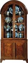 china cabinet by historic charleston 2535 baker furniture