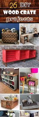 12 senales de que estas enamorado de muebles comedor ikea 12 amazing wooden crates furniture design ideas decoración