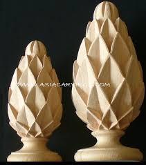 knb 02 diamond cuts finials or knobs