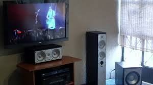 yamaha home theater my home theater infinity yamaha test full hd 1080p youtube