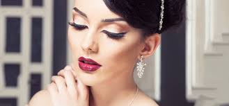 maquillage pour mariage coiffure et maquillage mariée pour un mariage d automne
