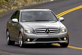 test drive 2008 mercedes c300 sport sedan popular science