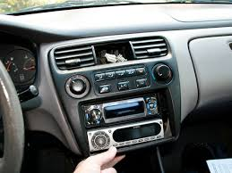 disassembling 1998 2002 honda accord stereo head unit 1998 1999