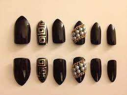 stiletto nail art designs gallery nail art designs