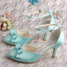 mint wedding shoes aliexpress buy collections s evening