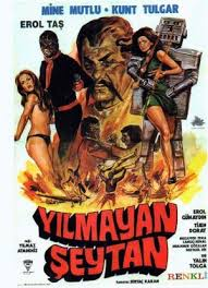 The Deathless Devil (1973) Yilmayan seytan