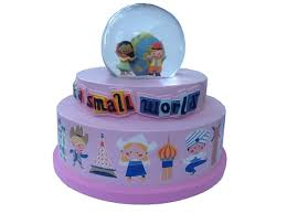 musical snow globe it s a small world attraction