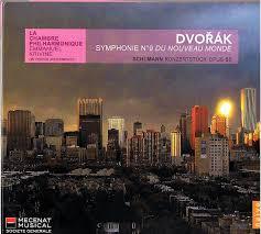 la chambre philharmonique la chambre philharmonique emmanuel krivine dvorak robert