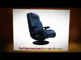 X Rocker Deluxe Recliner Top 10 Game Chair Best Buy Gaming Chair For 2012 Youtube
