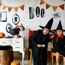 halloween haunted house spook booth decor and props halloween