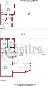 Coach House Floor Plans by 3 Bedroom Detached House For Sale In The Coach House Hurst Avenue