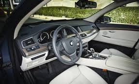 2008 Bmw 550i Interior 2010 Bmw 550i Gran Turismo U2013 Instrumented Test U2013 Car And Driver