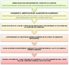 appointment of statutory auditor under companies act 2013