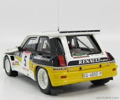 renault 5 maxi turbo otto mobile ot615 scale 1 18 renault 5 maxi turbo n 5 rally des