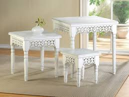 shabby chic dining room tables shabby chic end table gray shabby