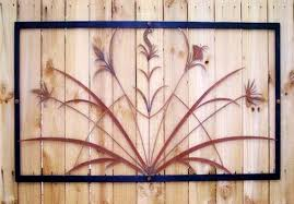 Rod Iron Wall Decor The Reflection Of Your Taste With Wrought Iron Wall Decor
