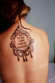hand on shoulder tattoo 51 beautiful hand mirror tattoos