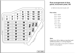 2012 vw beetle fuse diagram 2012 wiring diagrams instruction