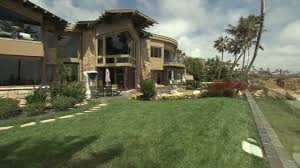 california home with private beach stairs video personal finance
