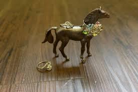 antique animal ring holder images Home design animal ring holder wholesale necklace images stainless jpg