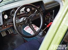 subaru station wagon interior 1983 toyota corolla wagon e70 hella kenny super street magazine