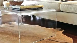 clear plastic bedside table side tables clear side table modern wood coffee table marble