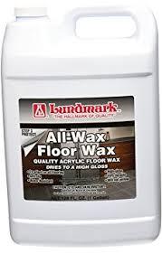 amazon com lundmark wax lun 3201g01 2 1 gallon all floor wax