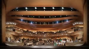 trahan architects to transform atlanta u0027s alliance theatre archdaily