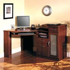 Granite Computer Desk Bestar Hton Corner Computer Desk Desk Corner Desk Brown