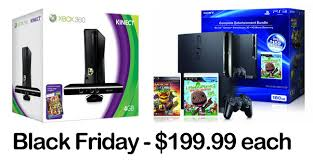 xbox one with kinect bundle black friday black friday xbox and ps3 bundles update 2 l7 world