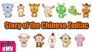 story of the chinese zodiac youtube