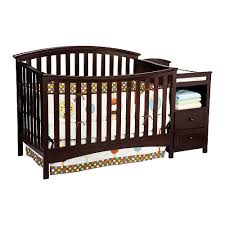 Delta Crib And Changing Table Delta Delaney Crib N Changer Chocolate Delta Babies R