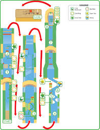 Super Mario World Level Maps by World 1 4 Plessies Plunging Falls World 1 Super Mario 3d