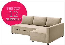 Apartment Sleeper Sofas 12 Affordable And Chic Sleeper Sofas For Small Living Spaces
