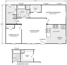 2 bedroom mobile home plans 2 bedroom mobile home home design plan