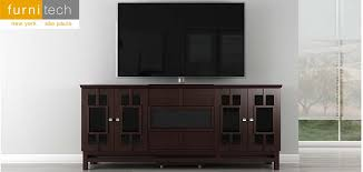 dynamic home decor furnitech tv television stands home theater cabinets