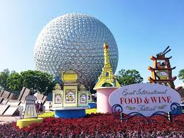 2017 epcot food and wine festival info guide ziggy knows disney