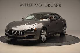 chrome maserati ghibli 2018 maserati ghibli sq4 granlusso stock w493 for sale near