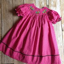 12 best baby smocked dresses images on smocked