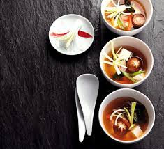 japanische küche miso suppe japanische küche rezepte essen und trinken